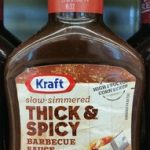 Slow-simmered Thick & Spicy Barbecue Sauce