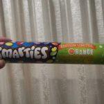 Smarties oranges