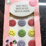 Smileys en sucre