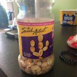 Snack Artiste Peanuts