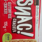 Snack cracker