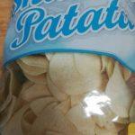 Snack de patata