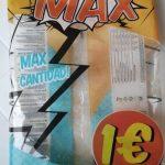 Snacks max