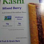 Soft Baked Breakfast Bar - Mixed Berry