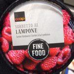 Sorbetto Al Lampone