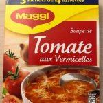 Soupe De Tomate Aux Vermicelles