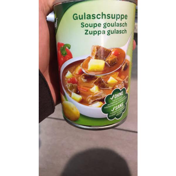 Soupe goulash
