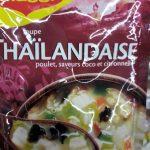Soupe thaïlandaise