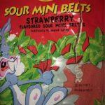 Sour Mini Belts Framboise