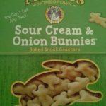 Sour cream & onion bunnies