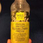 Sparkling British Elderflower Presse