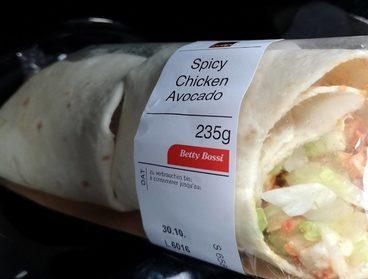 Spicy Chicken Avocado