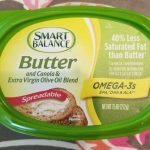 Spreadable Butter & Non-Gmo Canola And Extra Virgin Olive Oil