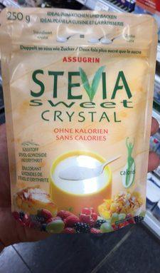 Stevia Sweet Crystal : Sans Calories