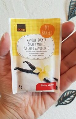 Sucre vanillé (à la vanille Bourbon)