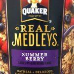 Summer Berry Oatmeal