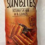 Sunbites sabor Chiles Rojos
