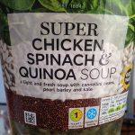 Super chicken spinach & quinoa