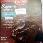 Supreme Frosted Brownie Mix