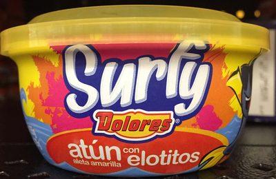 Surfy Dolores Atún con elotitos