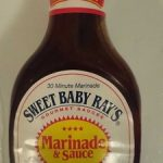 Sweet Baby Rays Steakhouse Marinade & Sauce