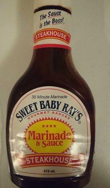 Sweet Baby Rays Steakhouse Marinade & Sauce