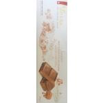 Swiss chocolate with caramel