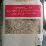 Téguments de graines de psyllium