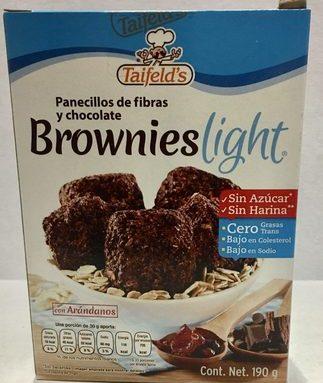 TAIFELD'S BROWNIES LIGHT