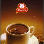 Tableta de chocolate negro a la taza 39% cacao