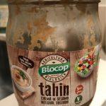 Tahin - Crema de sesamo integral tostado