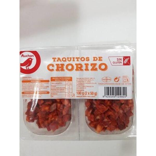 Taquito de chorizo