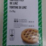 Tartelettes de Linz