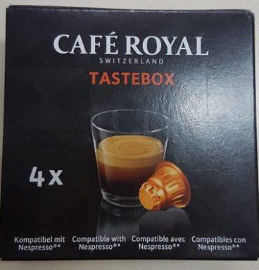 Tastebox