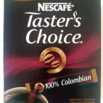 Taster's Choice 100% Colombian