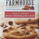 Thin & Crispy Milk Chocolate Chip Cookies