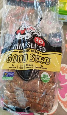 Thin-Sliced Bread