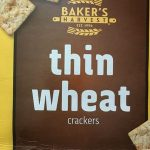 Thin Wheat Crackers