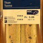 Thon Triangel Sandwich