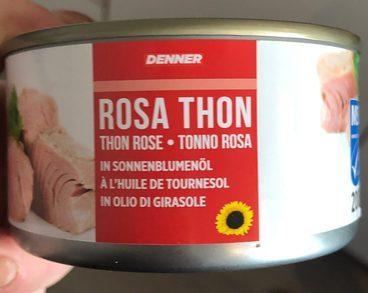 Thon rose