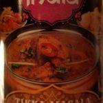Tikka Masala Curry Sauce