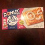 Toaster Strudel pastries. - glazed donut flavor