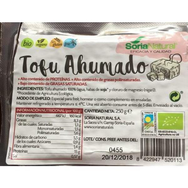 Tofu Ahumado