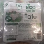 Tofu estilo japonés