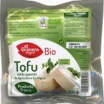 Tofu estilo japonés de agricultura ecológica
