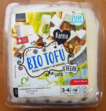 Tofu nature