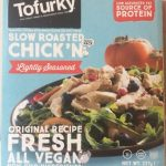 Tofurky 10% Off Slow Roasted Chick'n Lightly Seasoned 227G (order 5 For Trade Ou