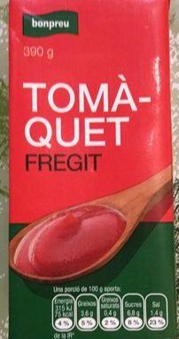 Tomàquet Fregit