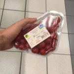 Tomate cherry Datterino