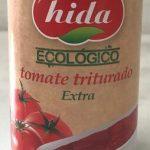 Tomate triturado extra ecológico